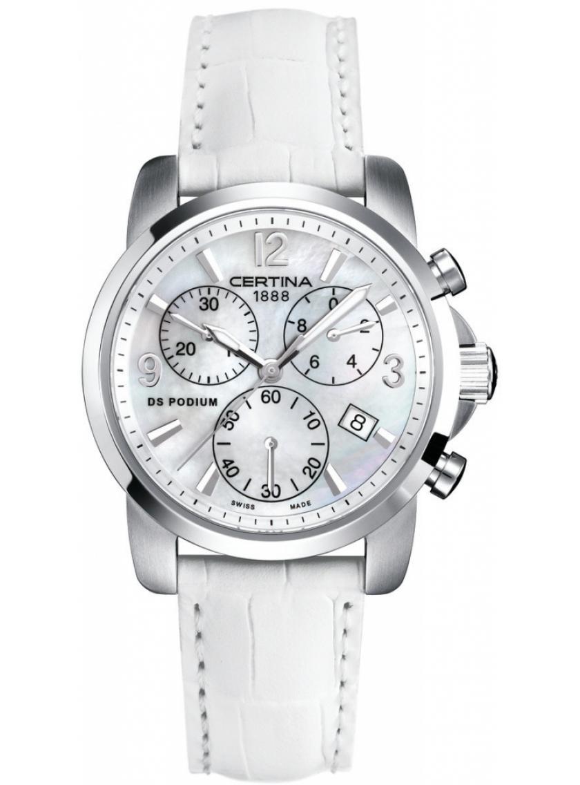Dámske hodinky CERTINA DS Podium C001.217.16.117.00  3e31e302b99
