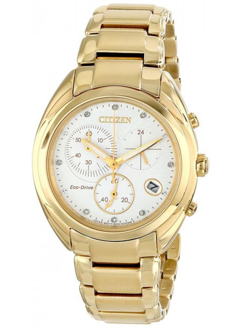 Dámske hodinky CITIZEN Eco Drive Chrono FB1392-58A  ef6a200514