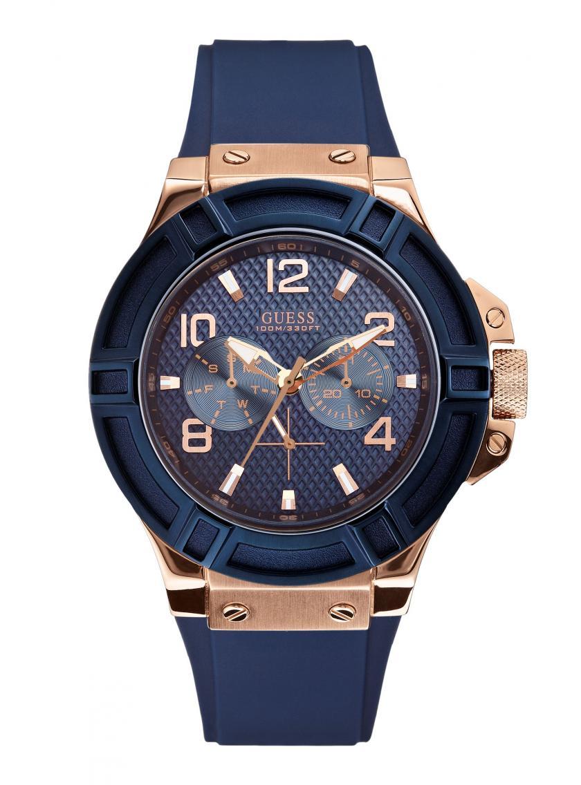 64e63f28323 Pánske hodinky GUESS RIGOR W0247G3