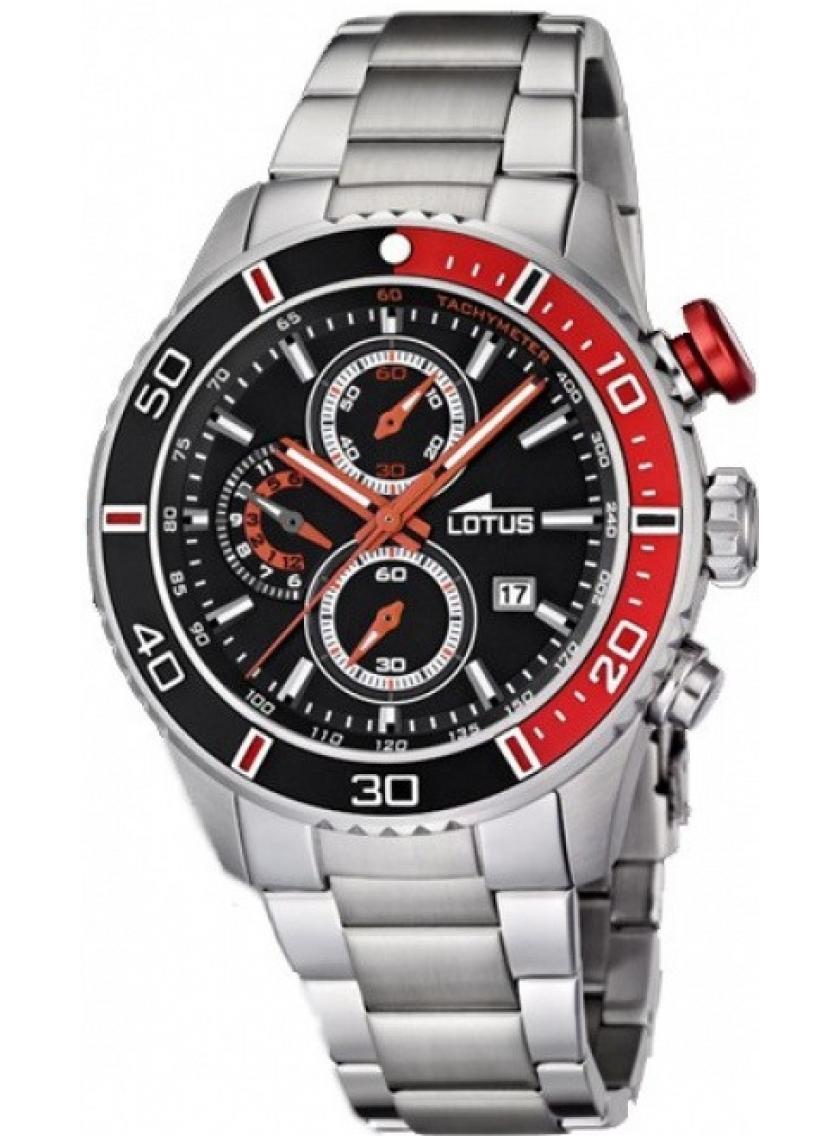 10d703bb0 Pánske hodinky LOTUS Chrono Sport L15789/2   Klenoty-buran.sk