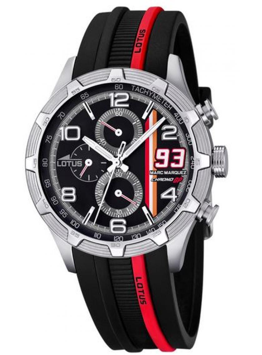 Pánske hodinky LOTUS Chrono Marc Marquez L15881 6  63e64e06c2