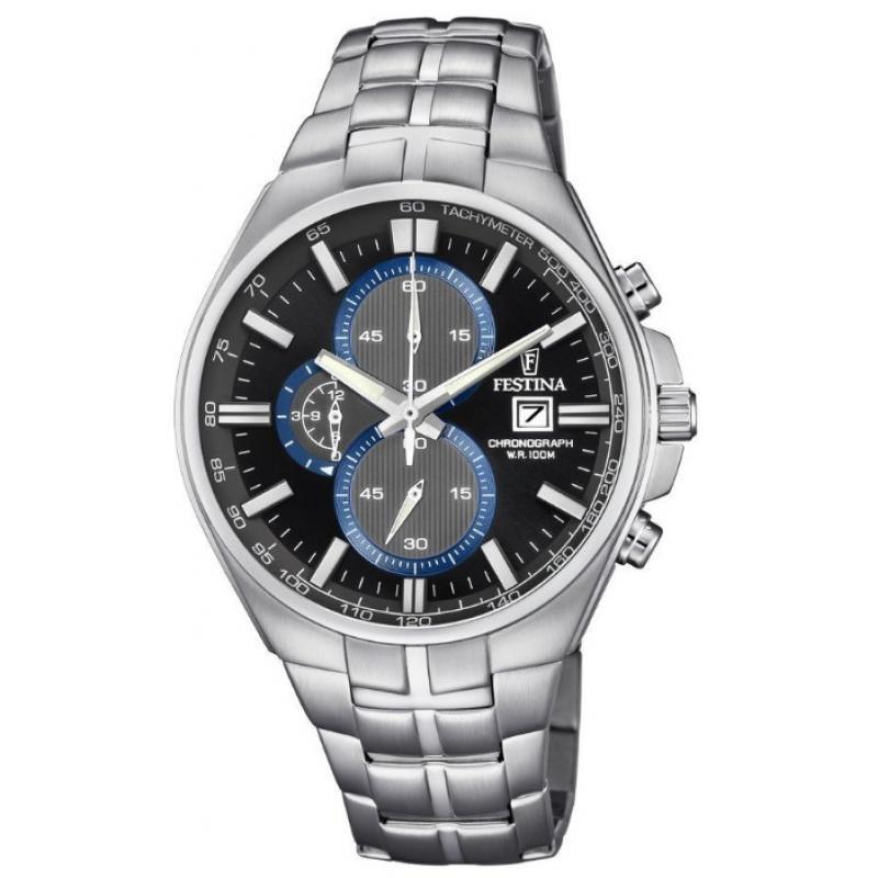 1f25f5850 Pánske hodinky FESTINA Timeless Chrono 6862/2   Klenoty-buran.sk