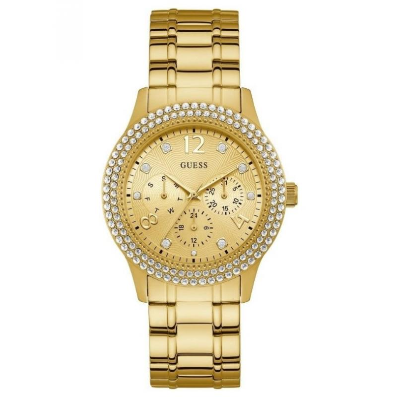 70022a337 Dámske hodinky GUESS Bedazzle W1097L2 | Klenoty-buran.sk
