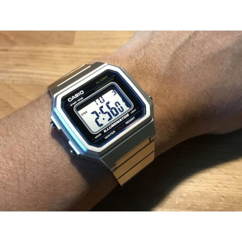71512e68135 Pánske hodinky CASIO Collection B-650WD-1A ...