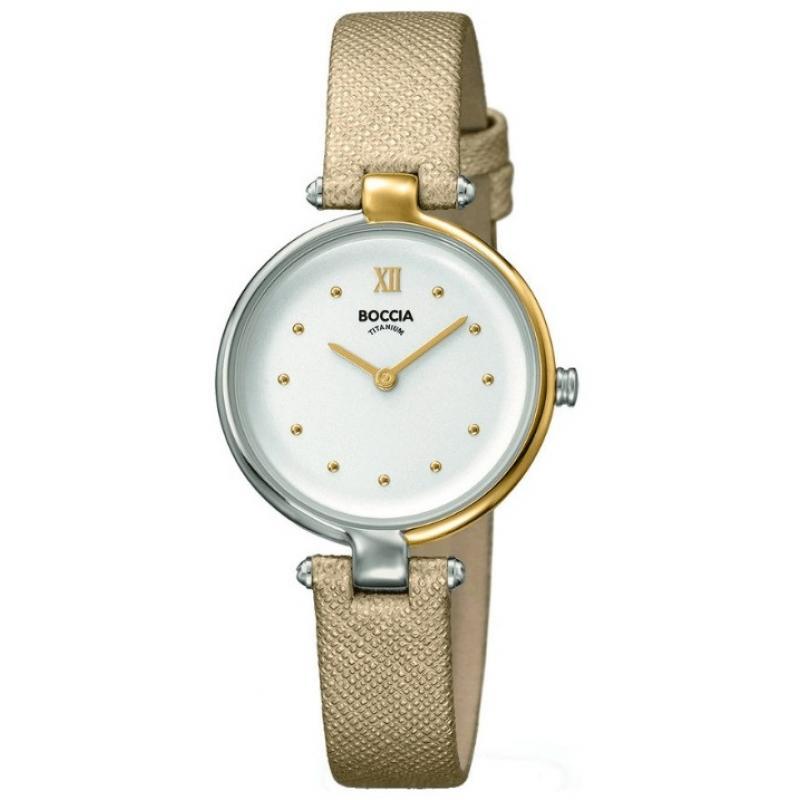 bfd8b1f392e 3D náhled Dámske hodinky BOCCIA TITANIUM 3278-01