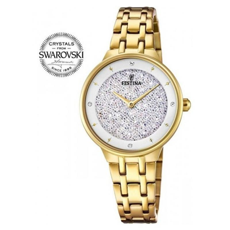 Dámske hodinky FESTINA Swarovski 20383 1 ... fded14df26b