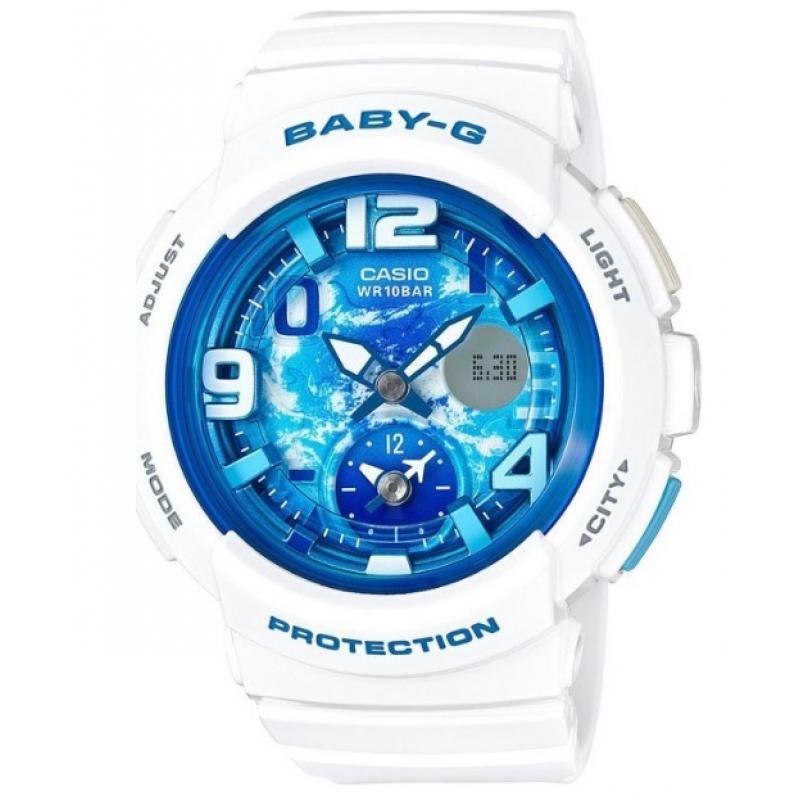 3D náhled Dámske hodinky CASIO Baby-G BGA-190GL-7B a2bdb7ebd0