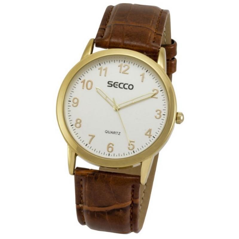 4ce09a7b1 Pánske hodinky SECCO S A5002,1-111 | Klenoty-buran.sk