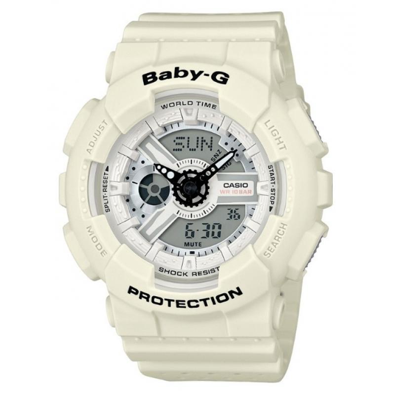 c02f70f6c53 3D náhled Dámske hodinky CASIO Baby-G BA-110PP-7A